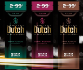 Learn more about  flavor concepts cigarillos Dutch by Dutchmasters. -Click here