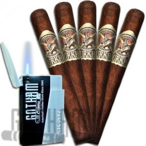 Buy Gurkha Cigars at the lowest prices online at GothamCigars.com and save with your premium cigars today! - Click here