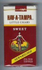 Buy Hav - A - Tampa Little Cigars at the lowest prices online at GothamCigars.com - Click here