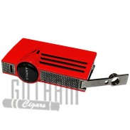 Buy Lotus L52 Orion - Twin Pinpoint Torch Flame Lighter at the lowest prices online at GothamCigars.com  - Click here